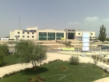 امکانات دانشگاه زنجان